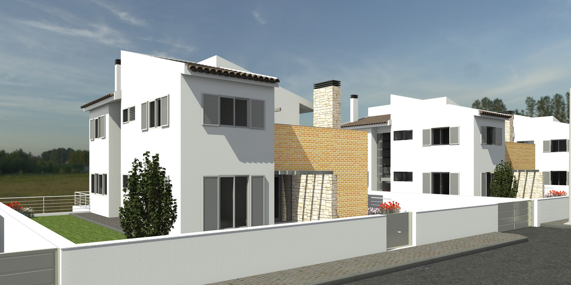 "SINGLE FAMILY HOUSE 3Q ""REGULUS"""