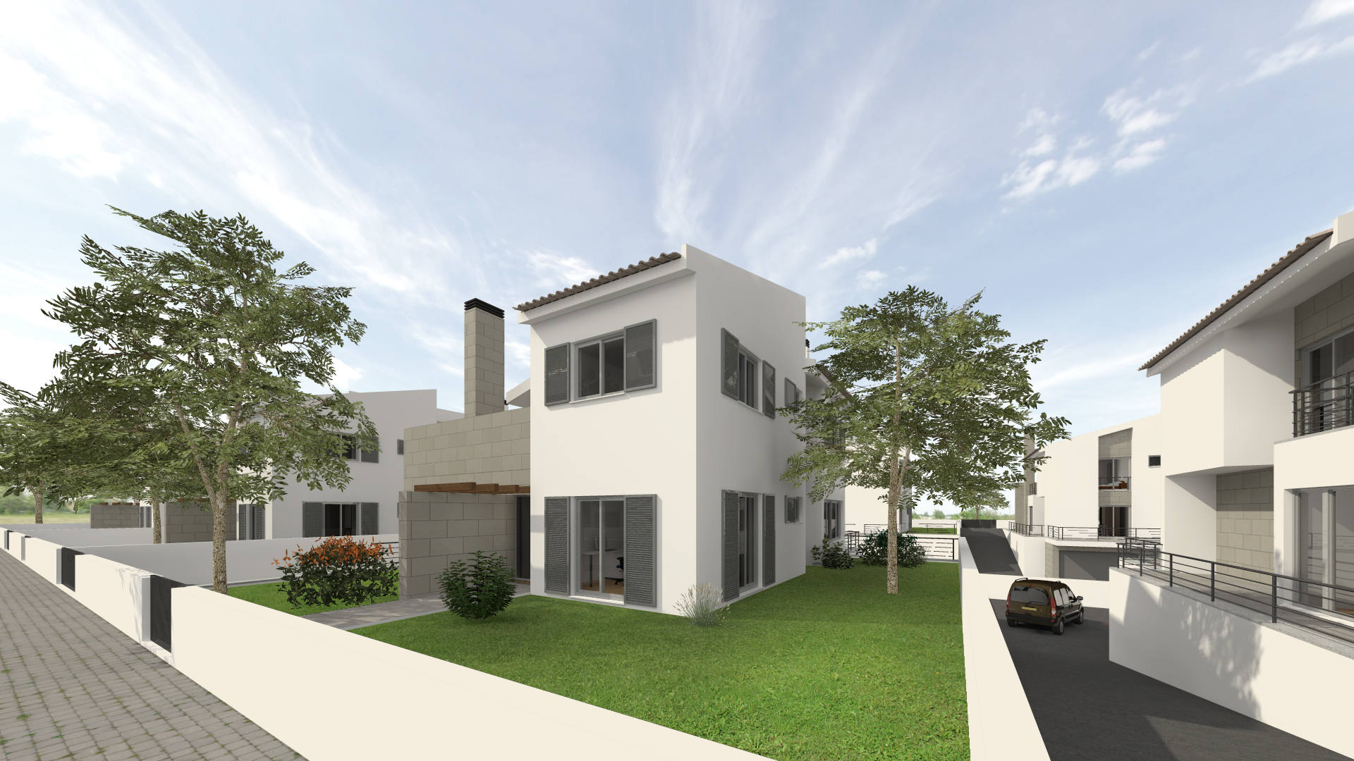 "SINGLE FAMILY HOUSE 3Q ""REGULUS S"""