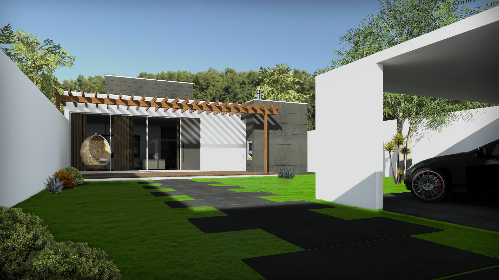 "SINGLE FAMILY HOUSE 2Q ""LEBLON S"""