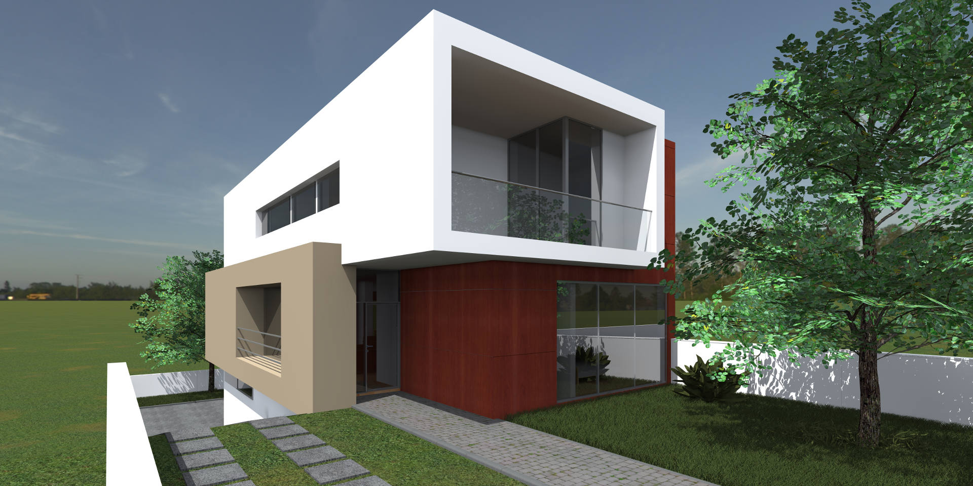 "SINGLE FAMILY HOUSE 4Q ""ECLIPSE"""