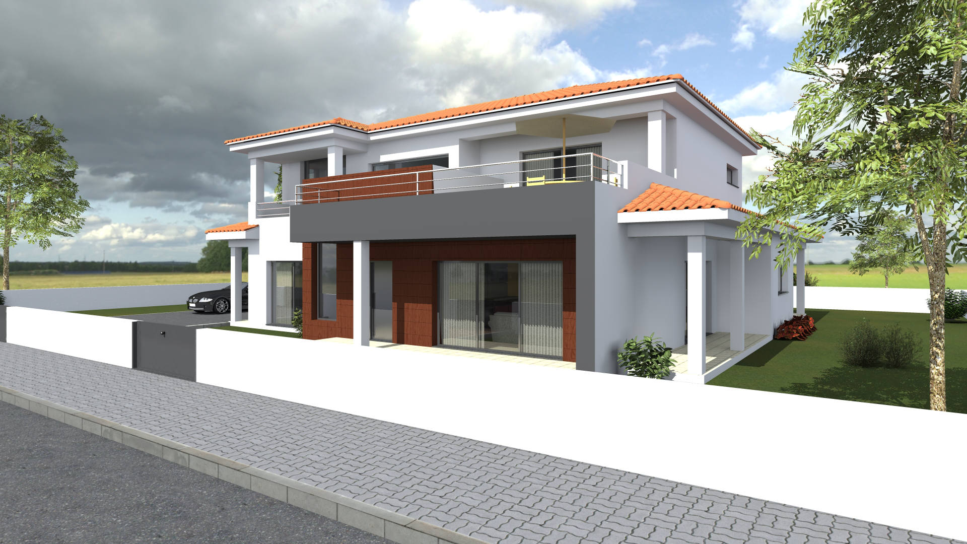 "SINGLE FAMILY HOUSE 4Q ""ROBERTO"""